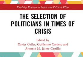 the selection of politicians